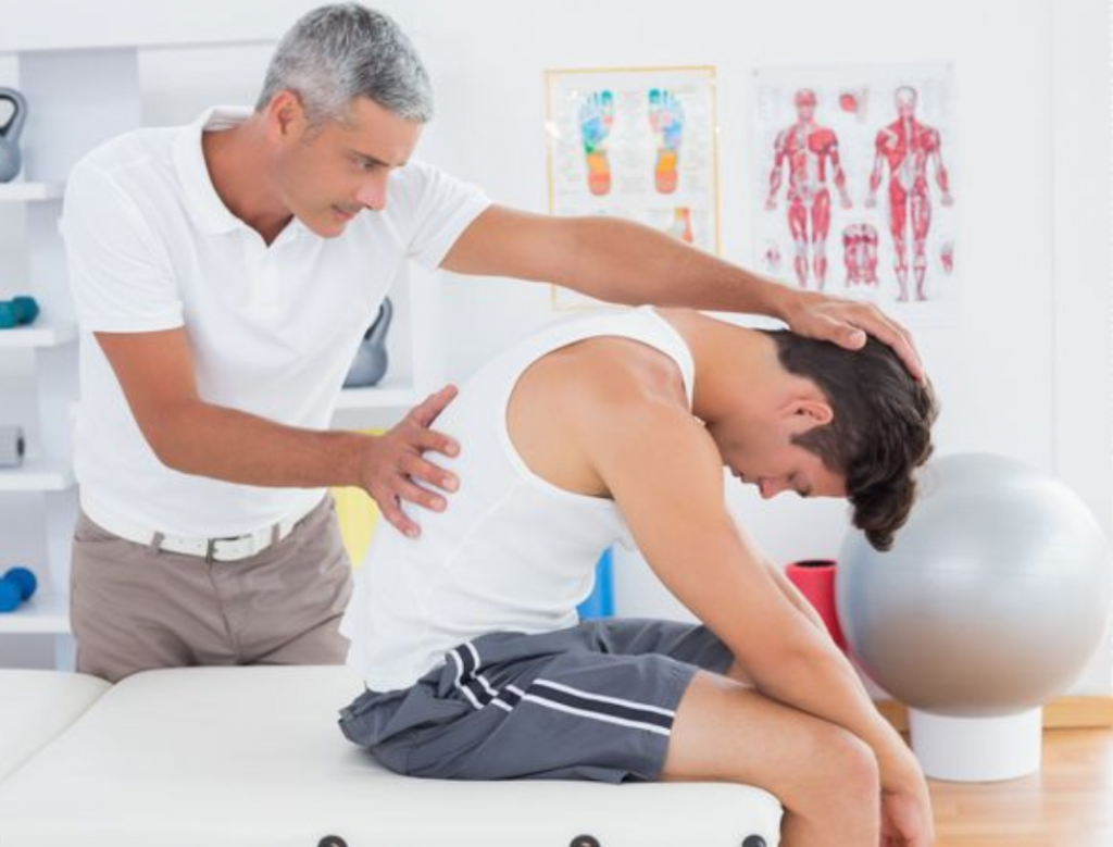 Chiropractic Adjustments Relieve Stress