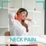 get neck pain help from our chiropractor gold coast